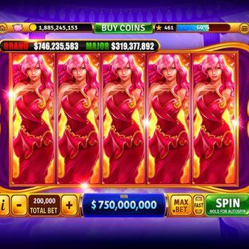 House of Fun: Casino Slots 777 ipad image 3