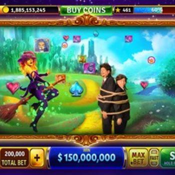 House of Fun: Casino Slots 777 iphone image 2