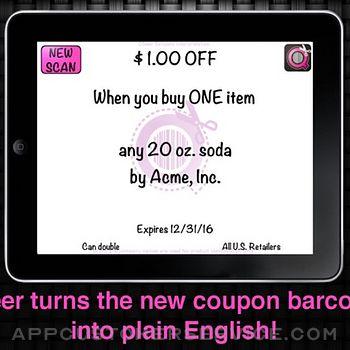 QSeer Coupon Reader ipad image 1