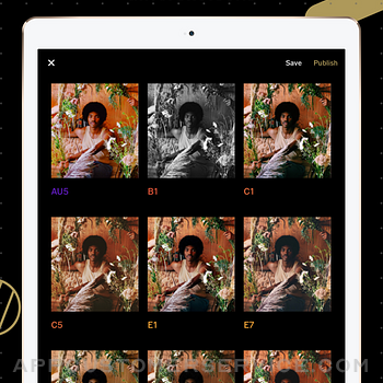 VSCO: Photo & Video Editor ipad image 1
