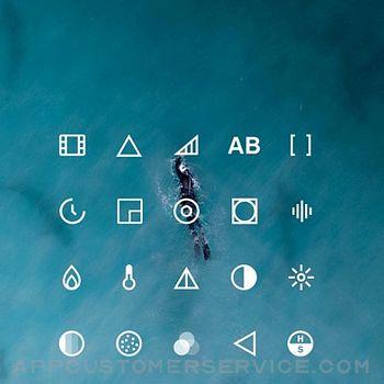 VSCO: Photo & Video Editor iphone image 2