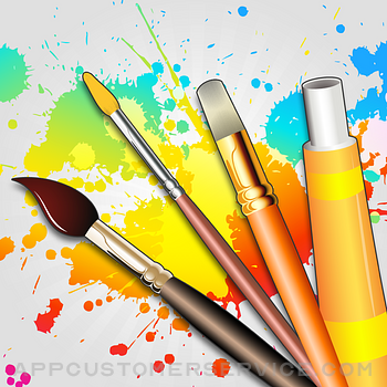 Drawing Desk: Draw, Paint Apps Customer Service