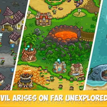 Kingdom Rush Frontiers TD iphone image 2