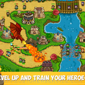 Kingdom Rush Frontiers TD iphone image 3