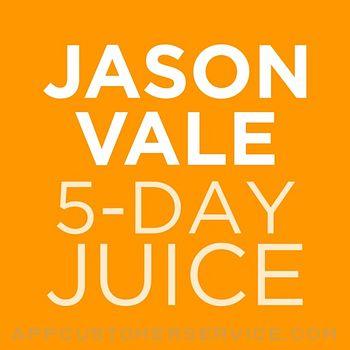 Jason Vale's 5-Day Juice Diet Customer Service
