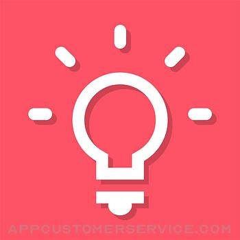 Shake! - Flashlight & Compass Customer Service