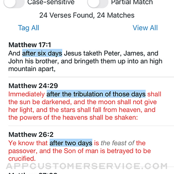 E-Sword LT: Bible Study to Go iphone image 2