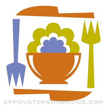 Recipe Gallery Customer Service