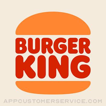 BURGER KING® App Customer Service