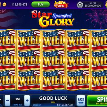 DoubleU Casino: Vegas Slots ipad image 1