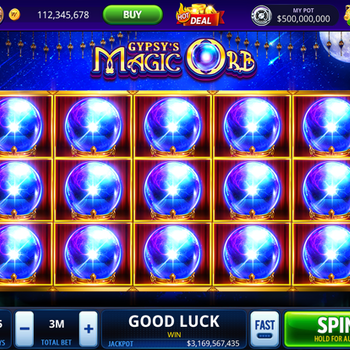 DoubleU Casino: Vegas Slots ipad image 2