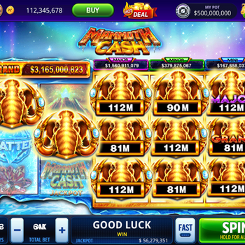 DoubleU Casino: Vegas Slots ipad image 3