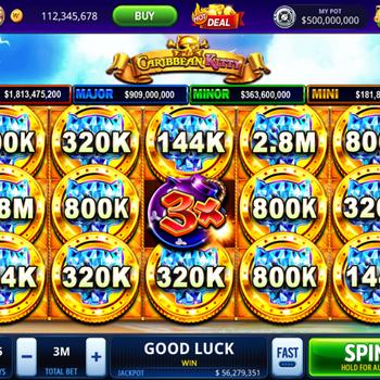 DoubleU Casino: Vegas Slots ipad image 4