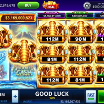 DoubleU Casino: Vegas Slots iphone image 3