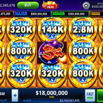 DoubleU Casino: Vegas Slots iphone image 4