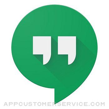 Hangouts Customer Service