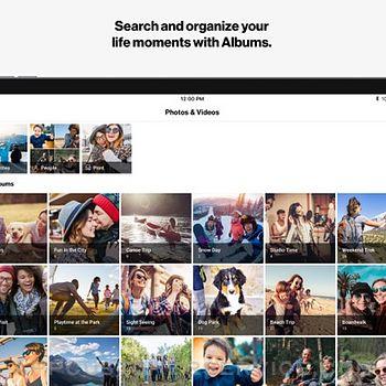 Verizon Cloud ipad image 4