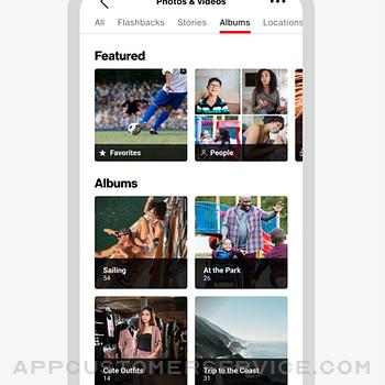 Verizon Cloud iphone image 3