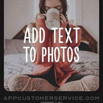 Font Candy Photo & Text Editor ipad image 4