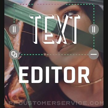 Font Candy Photo & Text Editor iphone image 1