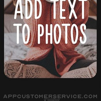 Font Candy Photo & Text Editor iphone image 4