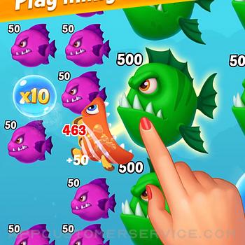 Fishdom ipad image 3
