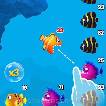 Fishdom iphone image 3