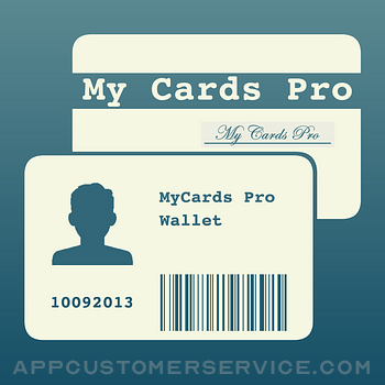My Cards Pro - Wallet Customer Service