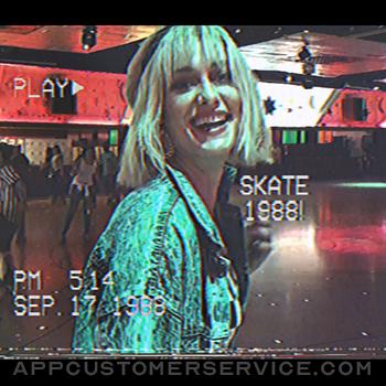 Rarevision VHS - Retro 80s Cam ipad image 1