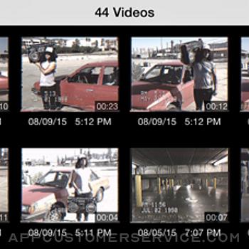Rarevision VHS - Retro 80s Cam iphone image 3