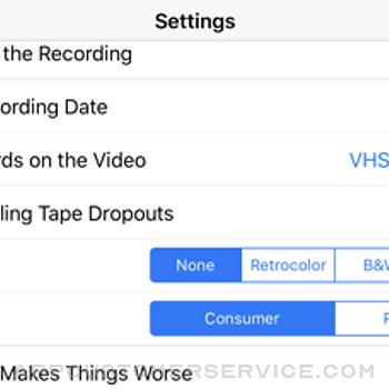 Rarevision VHS - Retro 80s Cam iphone image 4