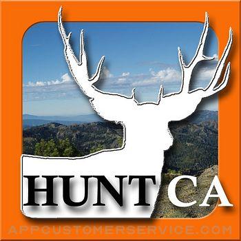 HuntCA Customer Service