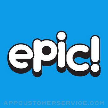 Epic - Kids' Books & Reading Customer Service
