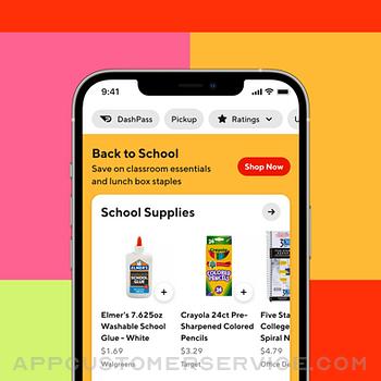 DoorDash - Food Delivery iphone image 4