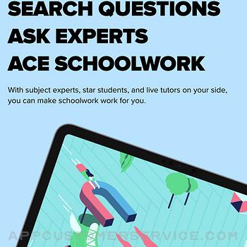 Brainly – Homework Help App ipad image 1