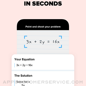 Brainly – Homework Help App iphone image 2