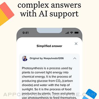 Brainly – Homework Help App iphone image 3