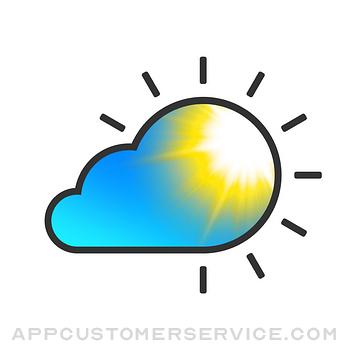 Weather Live° Customer Service