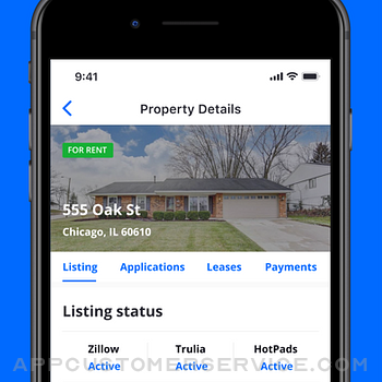 Zillow Rental Manager iphone image 2