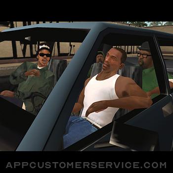 Grand Theft Auto: San Andreas ipad image 2