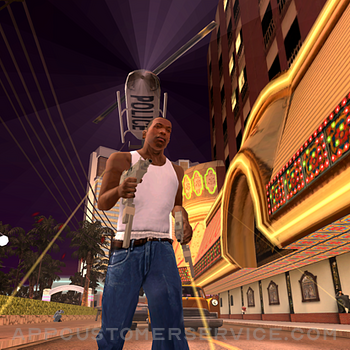Grand Theft Auto: San Andreas ipad image 3