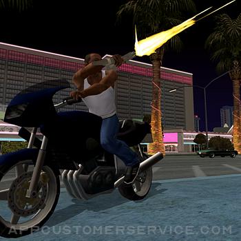 Grand Theft Auto: San Andreas ipad image 4