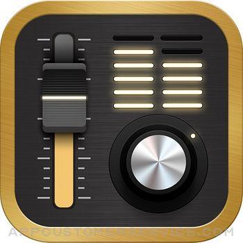 Equalizer+ HD music player Customer Service