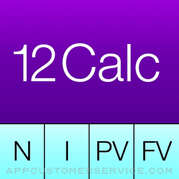 12Calc Customer Service