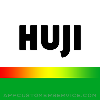Huji Cam Customer Service