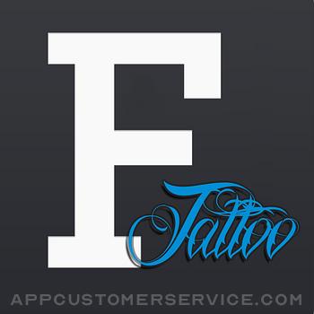 Tattoo Fonts - design your text tattoo Customer Service