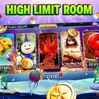 Gold Fish Casino Slots Games ipad image 4