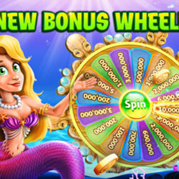 Gold Fish Casino Slots Games iphone image 1