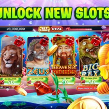 Gold Fish Casino Slots Games iphone image 2