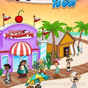 Papa's Freezeria To Go! iphone image 1